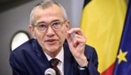 """Vicepremier Frank Vandenbroucke noemt de uitspraken van N-VA-voorzitter over kernuitstap """"totaal onbelangrijk"""": """"Wie is Bart De Wever in deze?"""""""