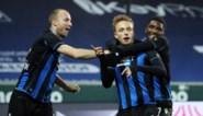 Leider Club Brugge moeizaam voorbij KV Kortrijk dankzij spectaculair doelpunt van Noa Lang