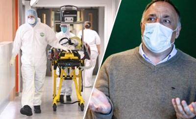 """Daling aantal besmettingen vertraagt, Marc Van Ranst roept op: """"Cijfers blijven waanzinnig hoog, gebruik je gezond verstand"""""""