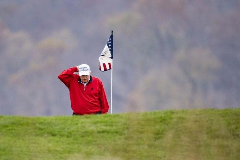Trump verlaat G20 voortijdig en gaat golfen