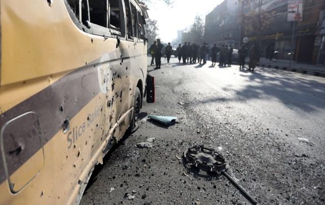 Dodentol IS-aanval Kaboel loopt op tot tien, 51 mensen raakten gewond