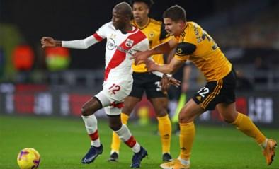 Dendoncker en Wolverhampton kunnen in eigen huis niet winnen van Southampton