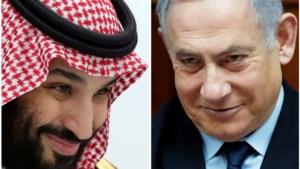 Geheime ontmoeting 'Bibi' en kroonprins: krijgt Midden-Oosten nieuw gezicht? En is dit een boodschap aan Biden?