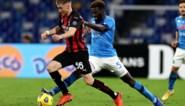 Ibrahimovic vermoedelijk maand aan de kant, Milan maakt zich ook zorgen om… Saelemaekers