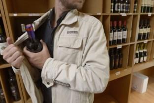 Georgiër steelt 23 flessen sterkedrank