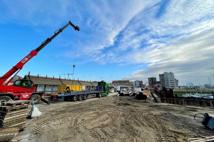 Problemen bij werken aan de jachthaven: 150 parkeerplaatsen deze zomer mogelijk niet beschikbaar