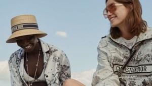 Dior waagt zich voor het eerst aan loungewear