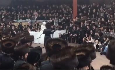 """Bruiloft met duizenden feestende gasten doet stof opwaaien: """"Respectloos"""""""