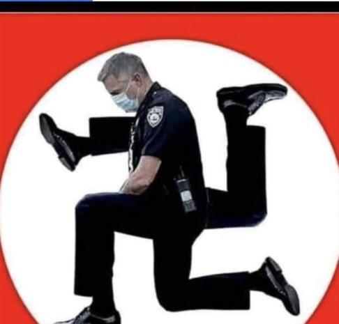 Extreemlinkse Facebookpagina 'Oilsjt Antifa' verwijdert memes na kritiek