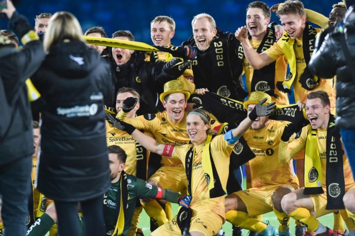 Bodo/Glimt voor het eerst kampioen van Noorwegen! Het voetbalwonder ten noorden van de poolcirkel