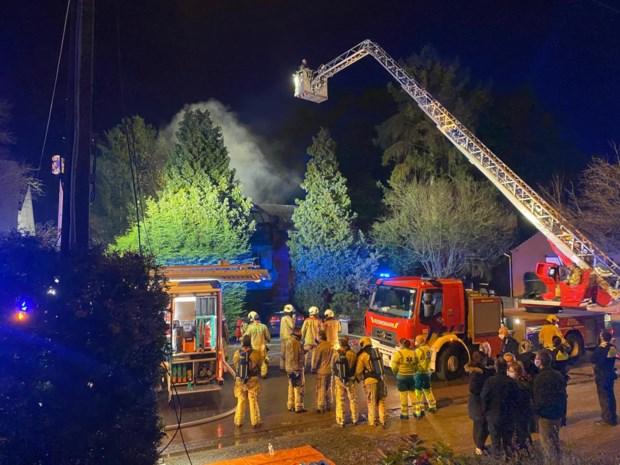 Vrouw (60) komt om bij uitslaande woningbrand in Wijshagen