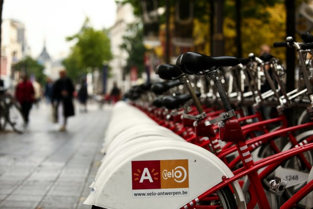 Velo optimaliseert verdeling fietsen