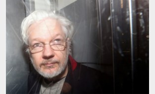 Geen ereburgerschap of straatnaam voor Julian Assange in Leuven