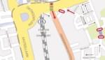 In kaart: alle opties voor het circulatieplan van Dampoort en Sint-Amandsberg