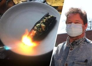 """Chef Bruno serveert 'beste groentegerecht', met dank aan verbrande prei: """"Opsteker in moeilijke tijden"""""""