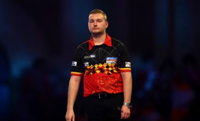 Dimitri Van den Bergh sneuvelt in halve finale van Grand Slam of Darts na thriller van formaat