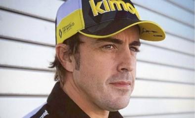 """Leeftijd kan Fernando Alonso parten spelen bij F1-comeback"""