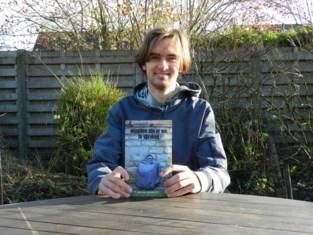Joachim Rombouts schrijft boek over ervaringen met zijn autisme