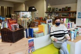 De Kringwinkel opent tijdelijke boekenwinkel in Borgerhout
