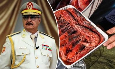 Bittere oorlog door rode diepzeegarnaal: Libische krijgsheer heeft lot van 18 Siciliaanse vissers in handen