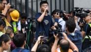 Leider van protesten in Hongkong pleit schuldig tijdens proces