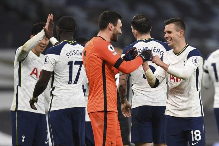 Kevin De Bruyne en Manchester City gaan nu ook onderuit tegen efficiënt Tottenham, dat Alderweireld geblesseerd ziet uitvallen