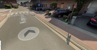 Rioleringswerken kruispunt Molenstraat-Kapellebaan