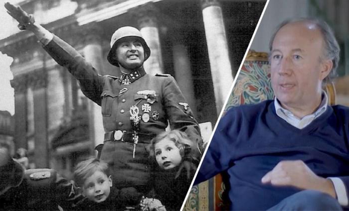 """Kleinzoon van 's lands bekendste collaborateur Léon Degrelle: """"Ik ben heel fier op mijn grootvader"""""""