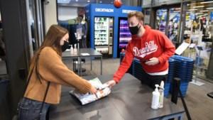 """Decathlon nog tot eind december afhaalpunt voor bpost: """"Samen pakjes op tijd bij de mensen brengen"""""""