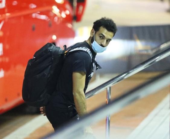 Opluchting bij Liverpool: Mo Salah heeft geen corona meer