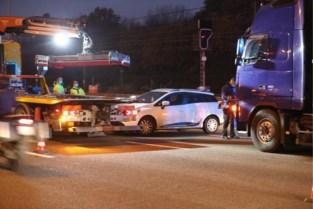 Half uur aanschuiven op Antwerpse Ring na ongeval