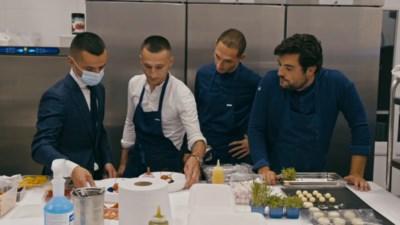 """Vijf Vlaamse topkoks laten pottenkijkers toe: """"Teleurstellend dat Michelingidsen nog niet kwamen eten"""""""