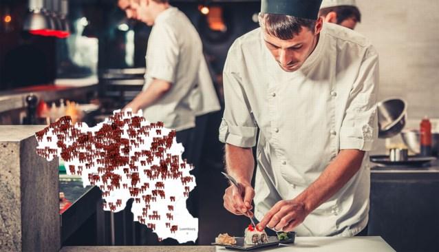 Gault&Millau stelt nieuwe gids voor: bekijk hier wat de beste restaurants in jouw buurt zijn