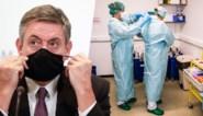 """Vlaamse regering maakt jaarlijks 577 miljoen euro extra vrij voor zorgsector: """"Waardering voor al die mensen die nu al maanden meer dan het beste van zichzelf geven"""""""