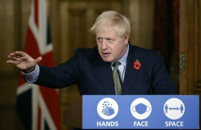 Boris Johnson maakt einde aan nationale lockdown maar heeft slecht nieuws voor sommige plaatsen