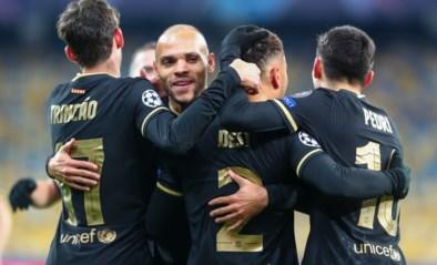 CHAMPIONS LEAGUE. Chelsea, Sevilla, Barcelona (zonder Messi) en Juventus (met goal Ronaldo) al door naar 1/8ste finales