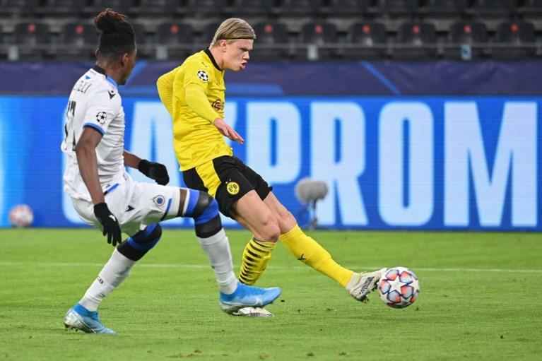 De wet van de sterkste: Club Brugge verliest kansloos op Dortmund met 3-0