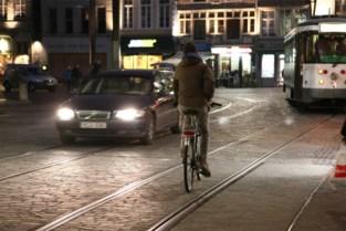 Twintig fietsers niet in orde met verlichting