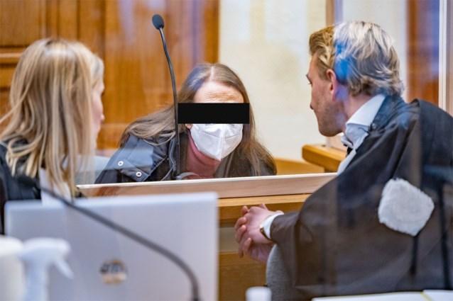 """Vijfde dag van het proces tegen Alinda Van der Cruysen voor het hof van assisen: keuze tussen ordinaire moord of """"hate crime"""""""
