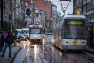 Voorlopig nog geen vernieuwing tramsporen Turnhoutsebaan