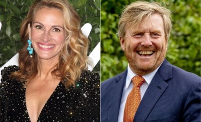 """""""Julia Roberts was verliefd op koning Willem-Alexander"""""""