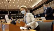 """Europees Commissievoorzitter Ursula Von der Leyen: """"Onkies dat twee landen goedkeuring van Europese meerjarenbegroting tegenhouden"""""""
