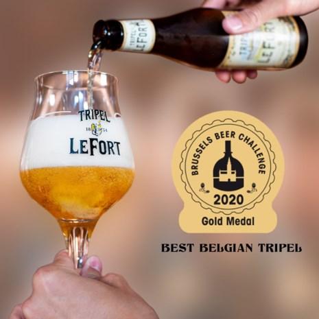 Brouwerij Omer Vander Ghinste valt opnieuw in de prijzen, speciaalbier haast uitverkocht