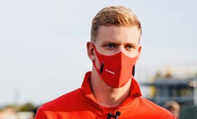 Mick Schumacher staat op rand van Formule 1-zitje: