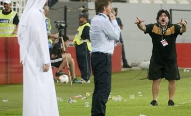 """Wat zijn de links tussen Maradona en België? """"Hij ging met iedereen op de foto"""""""