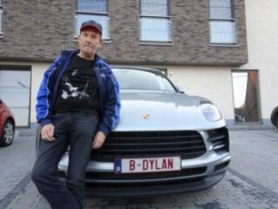 <I>Bob Dylan</I> rijdt rond in Letterhoutem