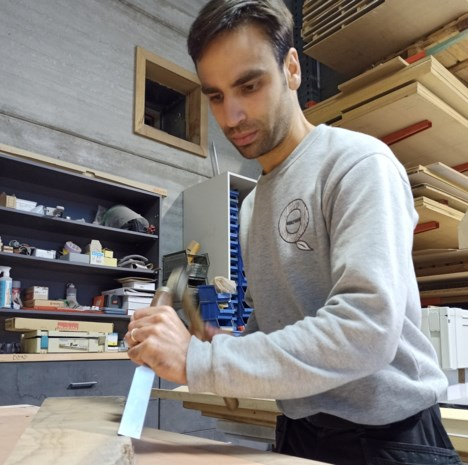 Qualywood ontvangt Handmade in Belgium-label