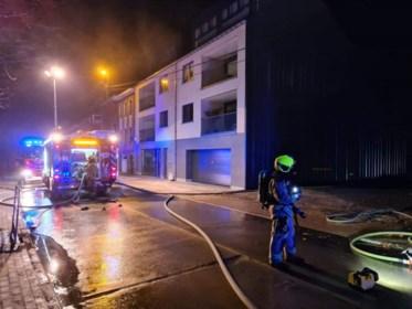 Elektrisch vuurtje veroorzaakt zware brand