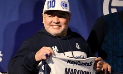 Argentijnse voetballegende Diego Maradona op 60-jarige leeftijd overleden na hartstilstand