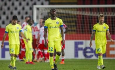 Binnenkort maar één Belgische club in Europa League? AA Gent, Antwerp en Standard moeten zich stilaan reppen